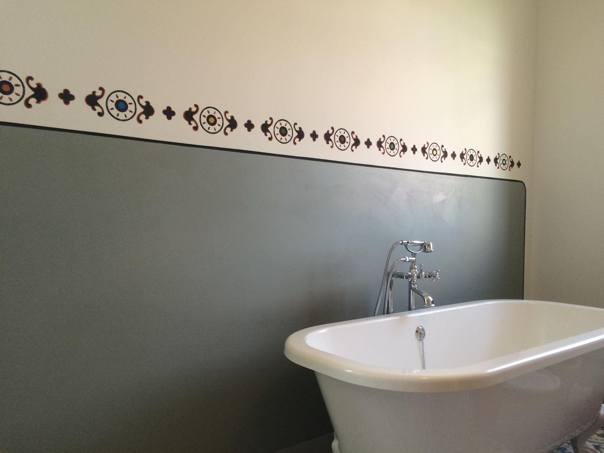 Farbenwerkstatt Meißen | Gestaltung Badezimmer